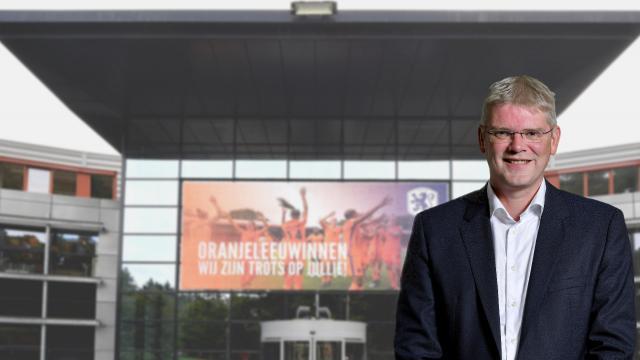 Commissaris Erik Mulder terug bij KNVB