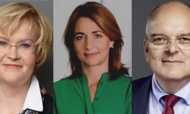 Drie nieuwe commissarissen bij Tennet