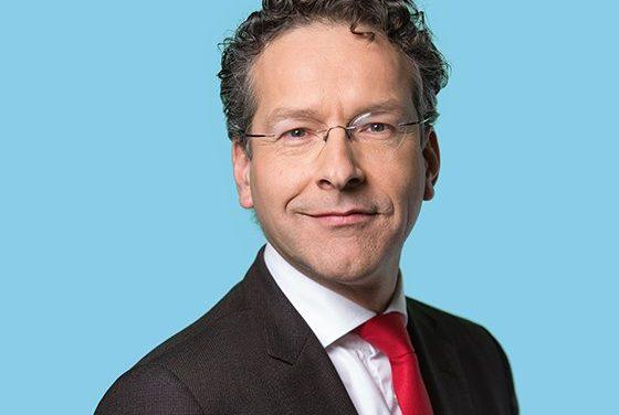 Dijsselbloem nieuwe voorzitter RvT van de WUR