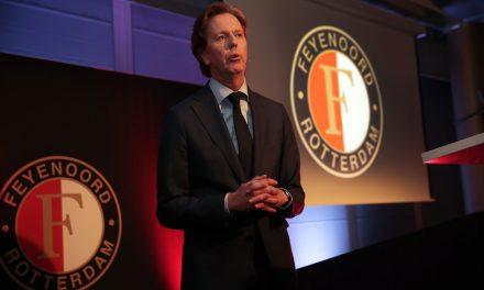Commissarissen Feyenoord zetten topman buitenspel