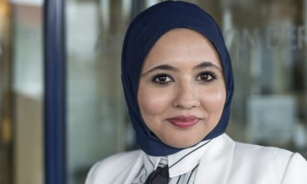 Najima Khan in Raad van Toezicht Beeld en Geluid