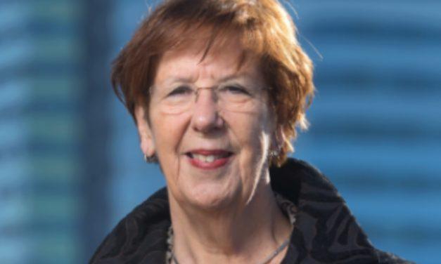 Annemarie Jorritsma: 'In de top moet je flexibel zijn en hard werken'