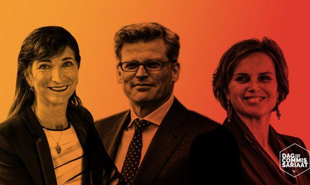 Dag van het Commissariaat 2020: eerste namen bekend