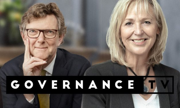 Governance TV | Cultuur in de boardroom: John Jaakke en Inge Brakman