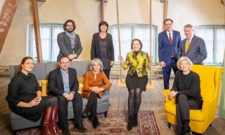 Polat en Seighali in Raad van Toezicht Paleis Het Loo