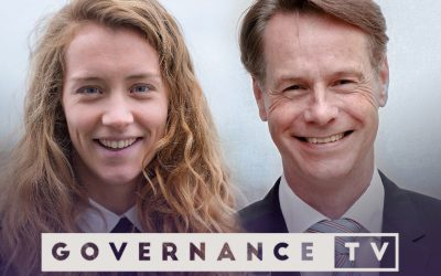 Governance TV | Digitalisering: Alies ter Kuile en Sergej Berendsen