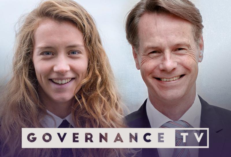 Governance TV | Digitalisering: Alies ter Kuile en Sergej Berendsen