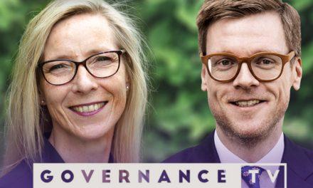 Governance TV | Ferdi de Lange en Dorel Smits-Hoekstra