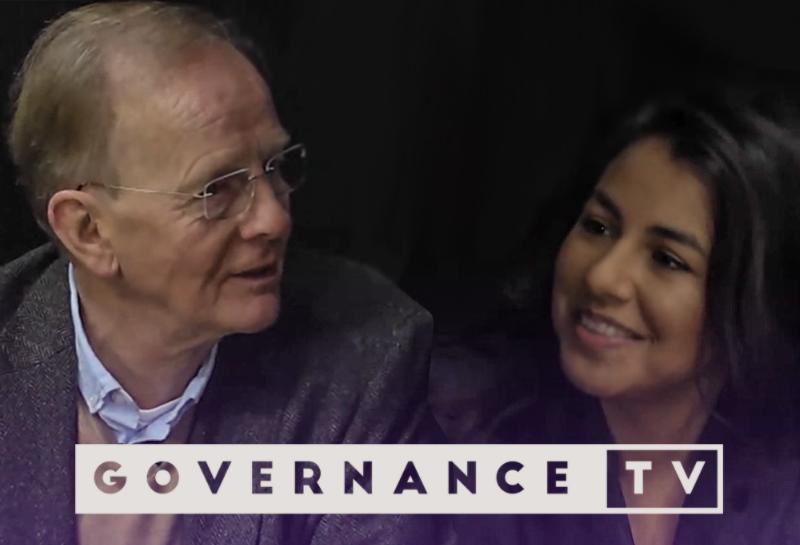 Governance TV | Toekomst van governance: Tjalling Tiemstra en Talitha Muusse