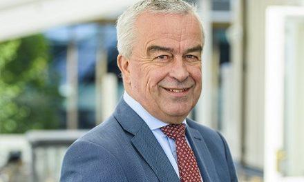 Pieter Trienekens neemt afscheid van Stedin Groep