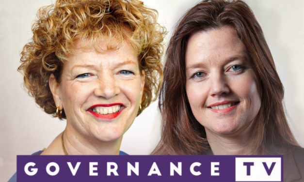 Governance TV | Monique Ansink en Maria van der Heijden