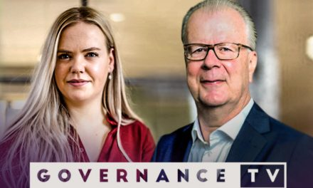 Governance TV | Roaring 20's: Esmée Pater en Harm Tunteler