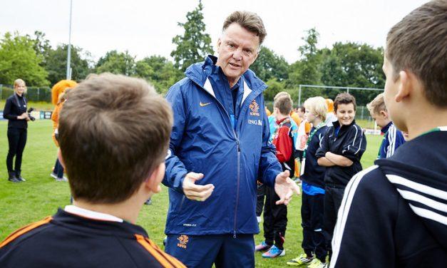 Van Gaal: 'Ik ben niet geschikt als commissaris'