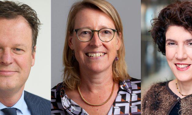 BNG Bank verwelkomt drie nieuwe commissarissen